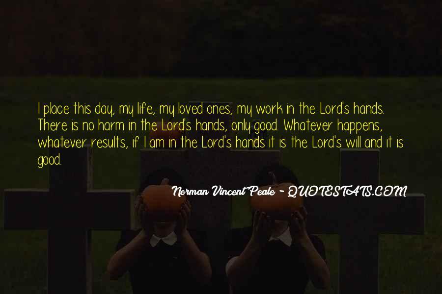Norman Vincent Quotes #18323