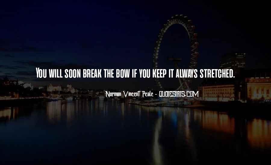 Norman Vincent Quotes #185156