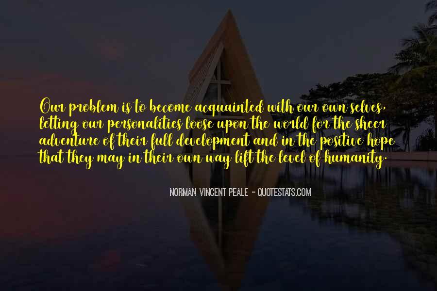 Norman Vincent Quotes #18881