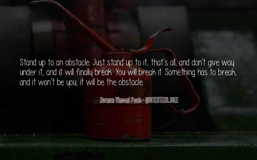Norman Vincent Quotes #189542