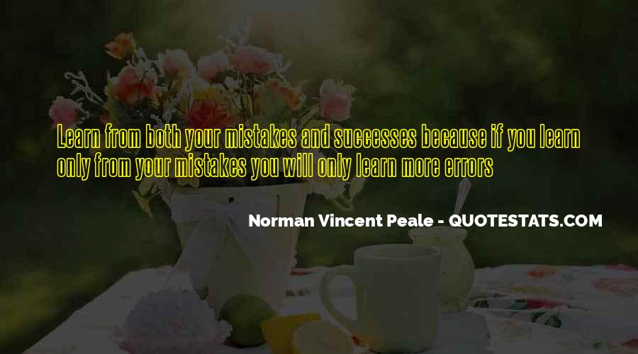 Norman Vincent Quotes #201557
