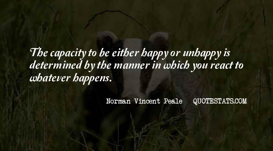 Norman Vincent Quotes #211800