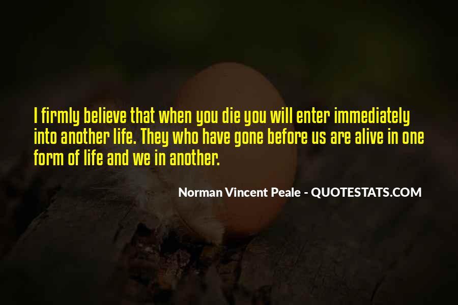 Norman Vincent Quotes #241887