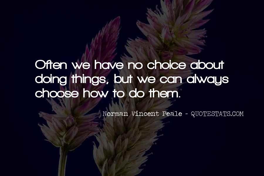 Norman Vincent Quotes #248416