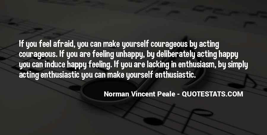 Norman Vincent Quotes #254976