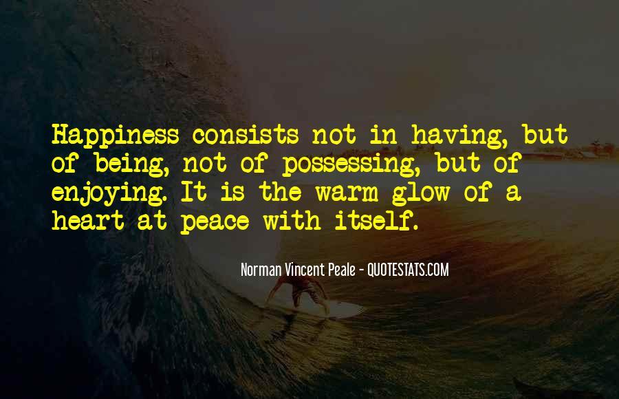 Norman Vincent Quotes #267987