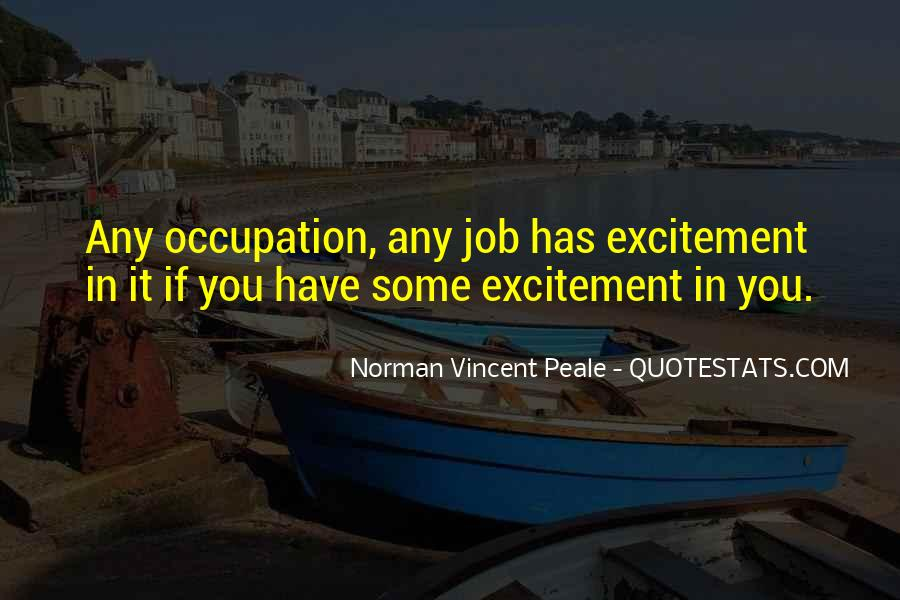 Norman Vincent Quotes #302047