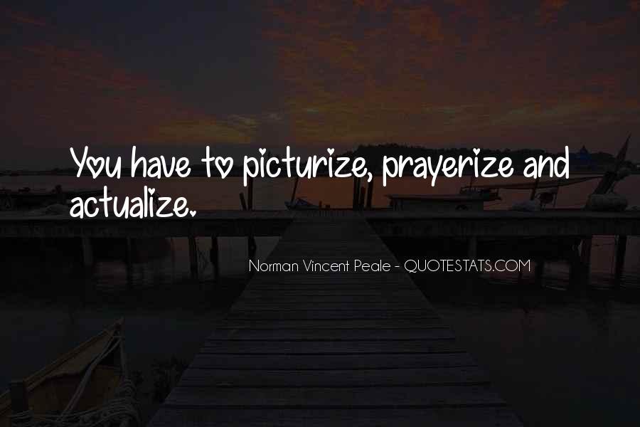 Norman Vincent Quotes #335578