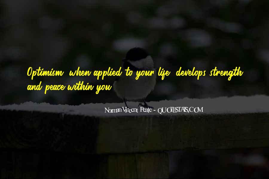 Norman Vincent Quotes #34581