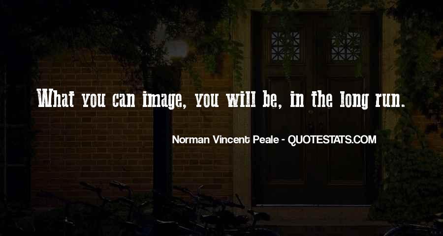 Norman Vincent Quotes #348916