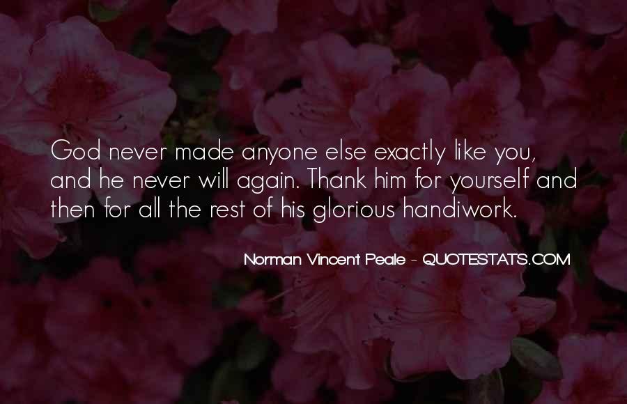 Norman Vincent Quotes #351872