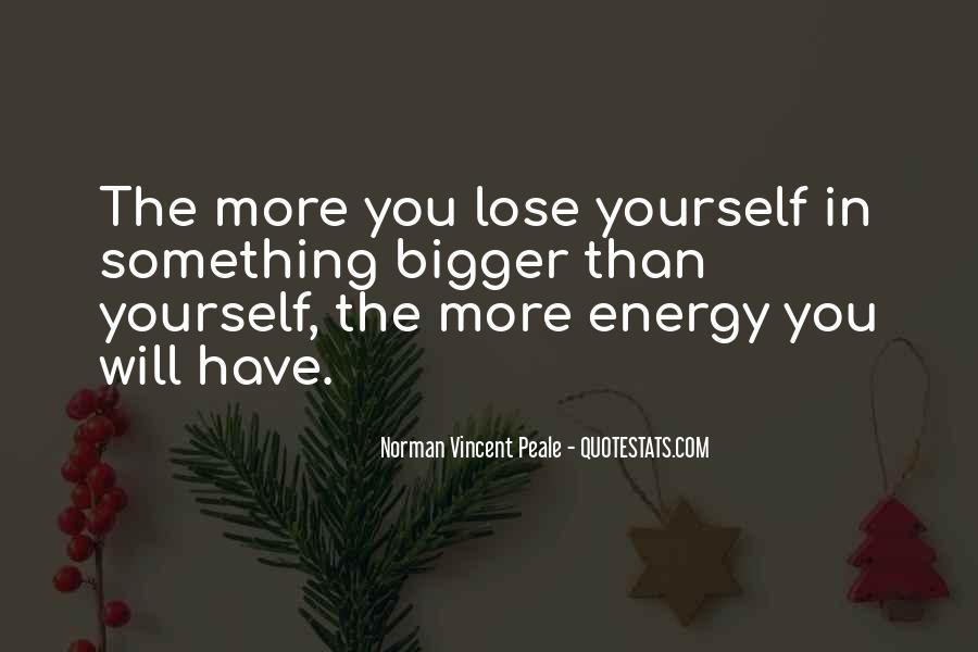 Norman Vincent Quotes #357140