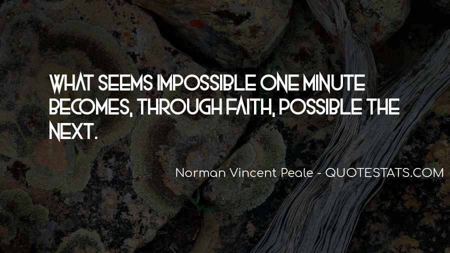Norman Vincent Quotes #366232