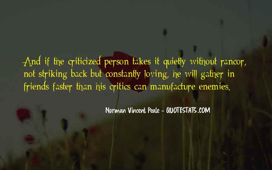 Norman Vincent Quotes #459011