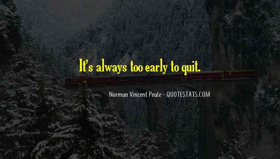 Norman Vincent Quotes #47683