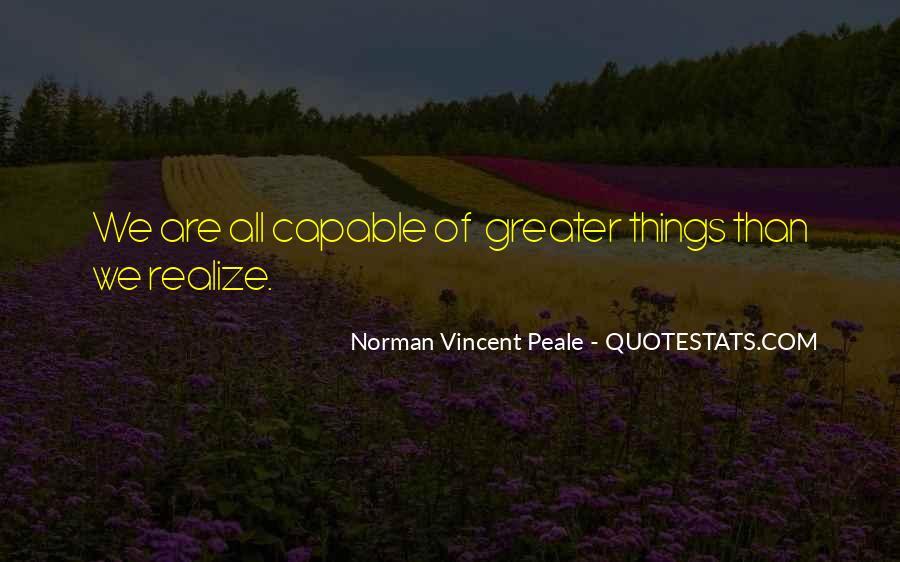 Norman Vincent Quotes #48285