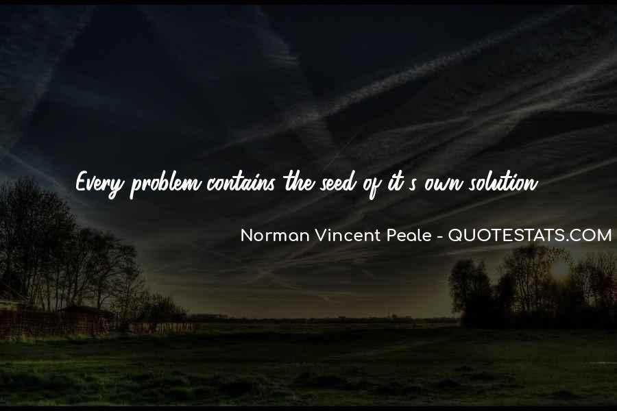 Norman Vincent Quotes #62690
