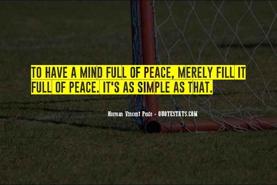 Norman Vincent Quotes #66305