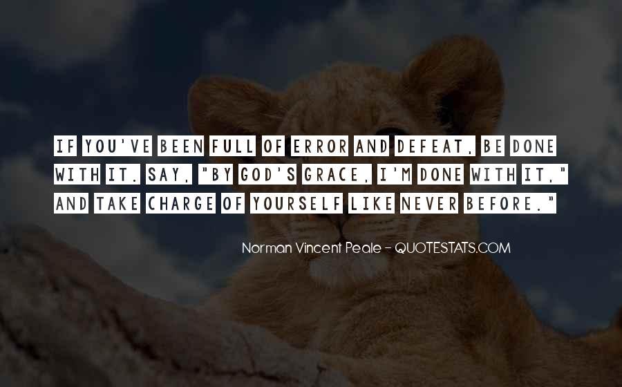 Norman Vincent Quotes #66490