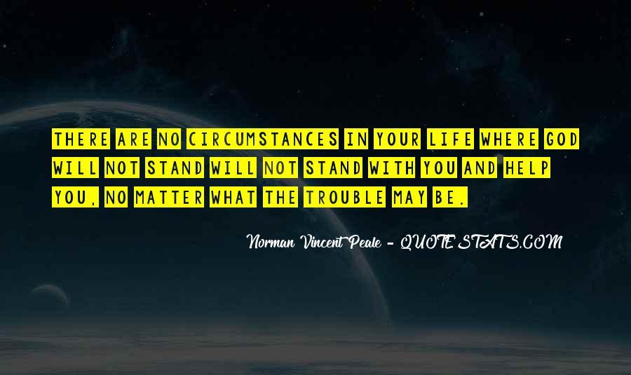 Norman Vincent Quotes #86147