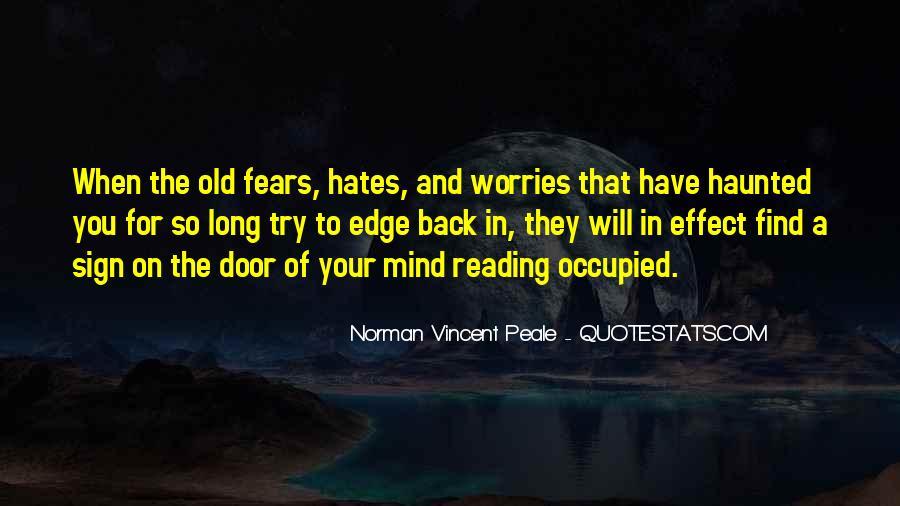 Norman Vincent Quotes #91611