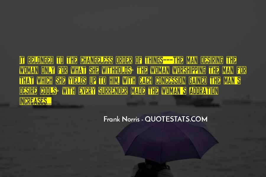 Norris Quotes #140109