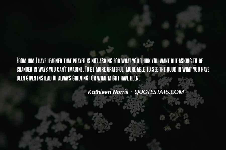 Norris Quotes #140318