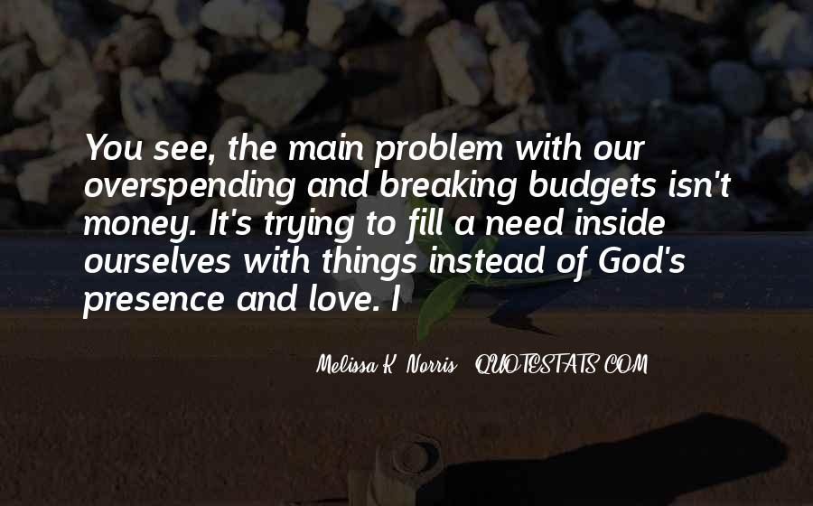 Norris Quotes #166456
