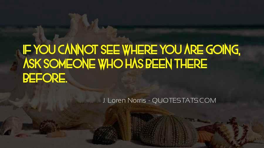 Norris Quotes #355543