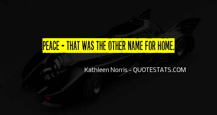 Norris Quotes #58063