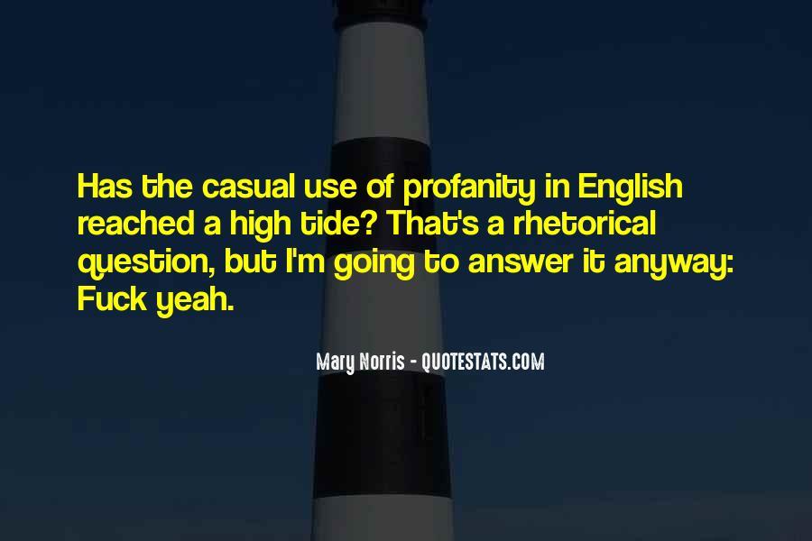 Norris Quotes #69007