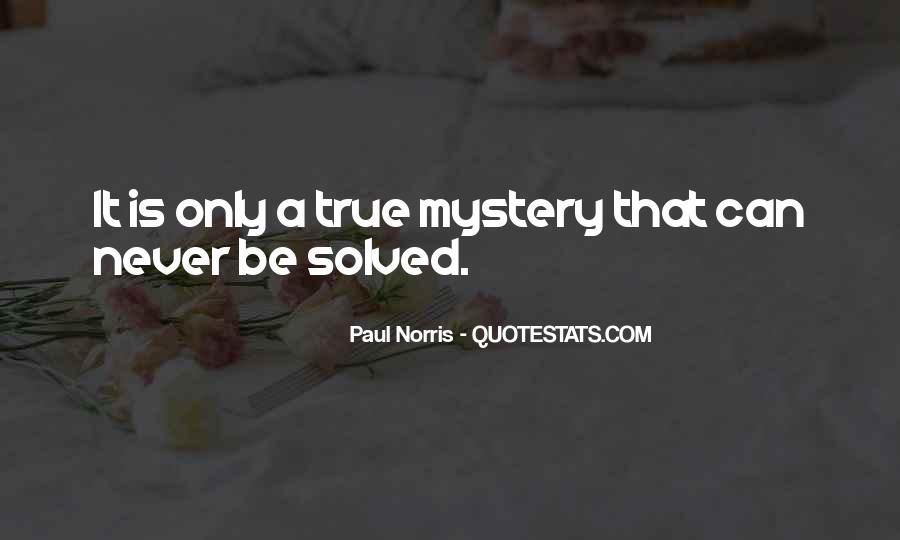 Norris Quotes #92700