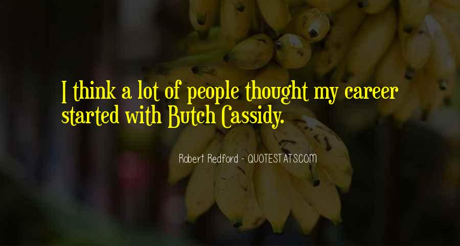 Quotes About Butch #1159142