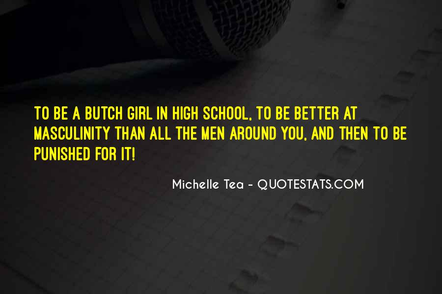 Quotes About Butch #1160904