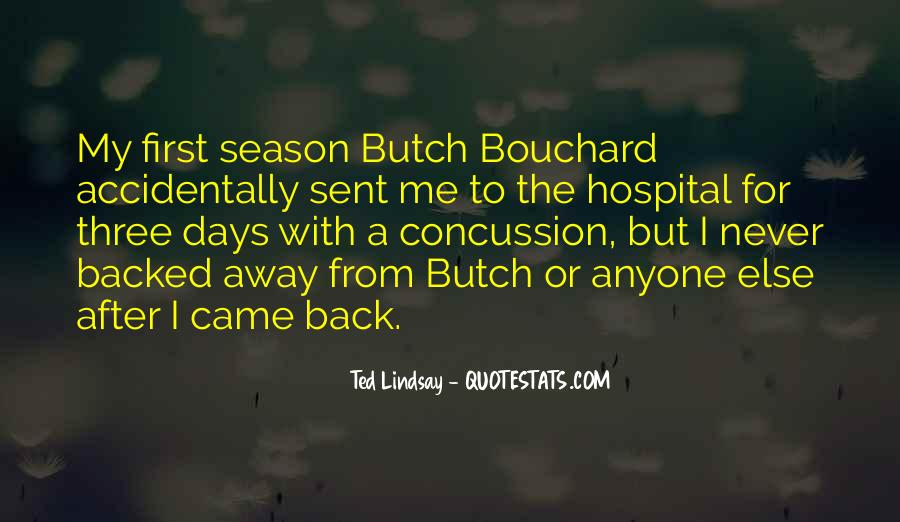 Quotes About Butch #1201714