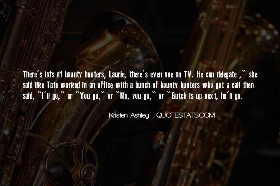 Quotes About Butch #292253