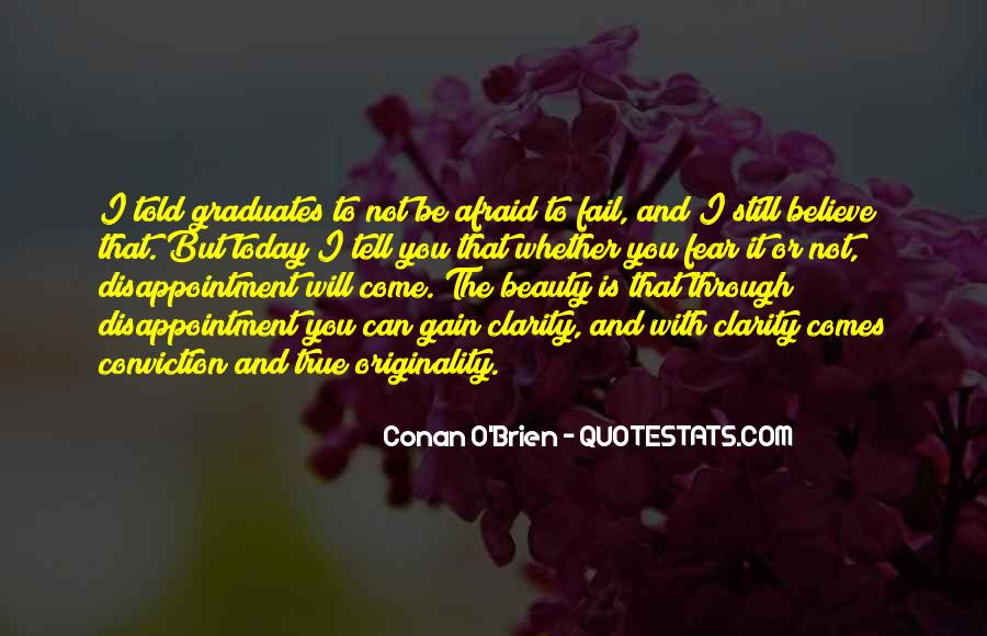 Not Afraid To Fail Quotes #1349605