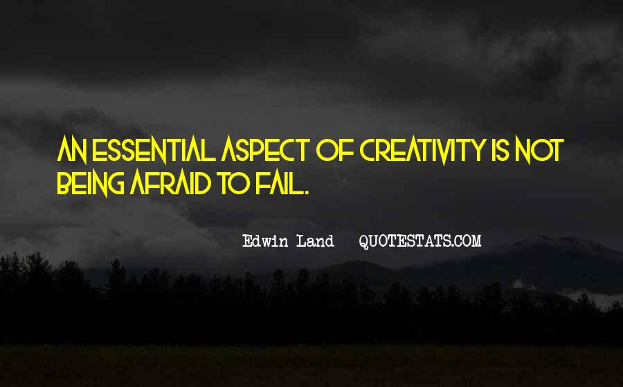 Not Afraid To Fail Quotes #219265