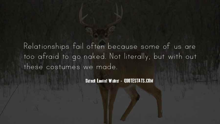 Not Afraid To Fail Quotes #752152