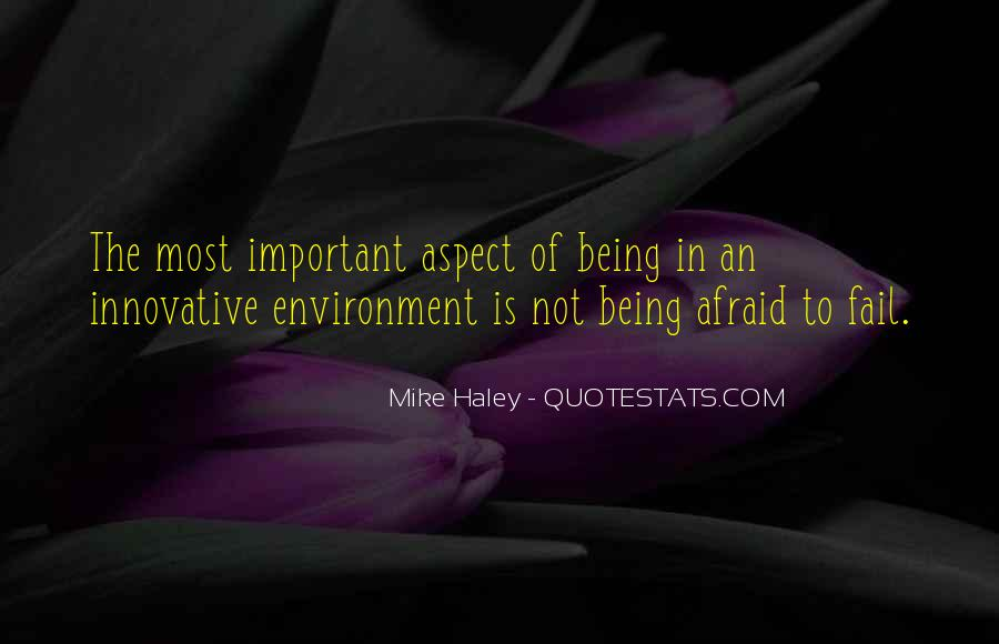 Not Afraid To Fail Quotes #753223