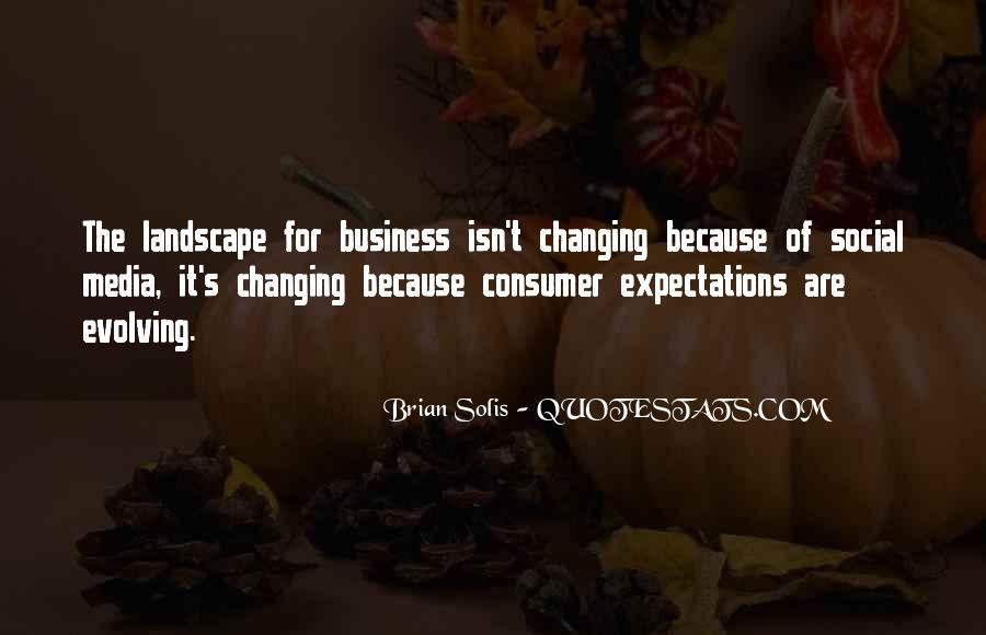 Quotes About Business Social Media #1308677