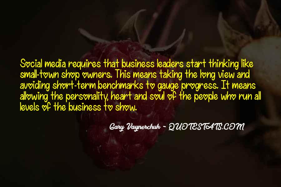 Quotes About Business Social Media #1327754