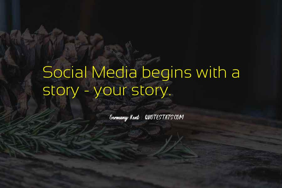 Quotes About Business Social Media #1328328