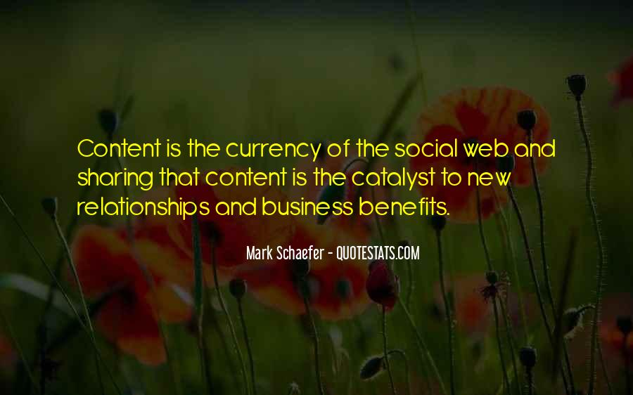 Quotes About Business Social Media #1423942
