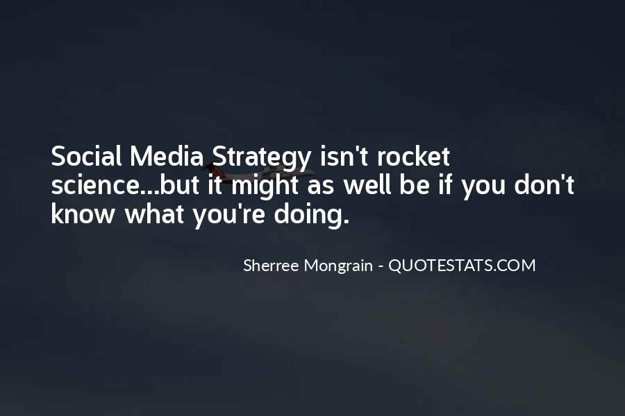Quotes About Business Social Media #1594447