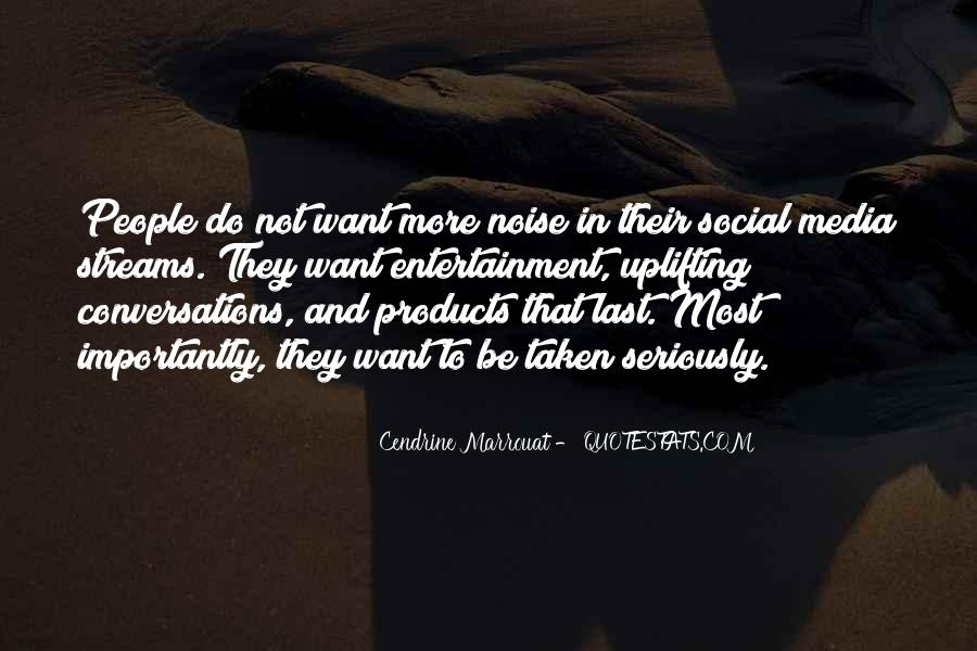 Quotes About Business Social Media #1782325