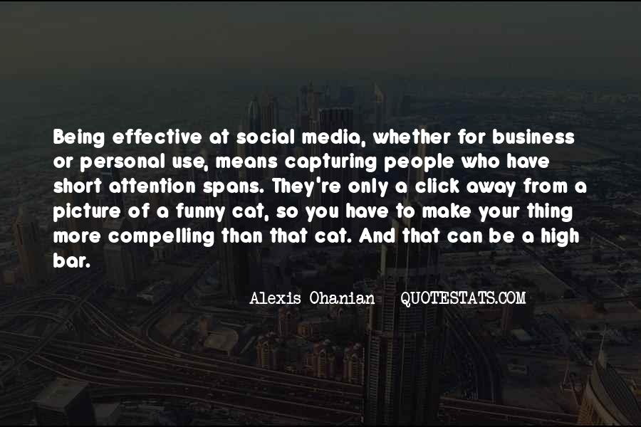 Quotes About Business Social Media #30677