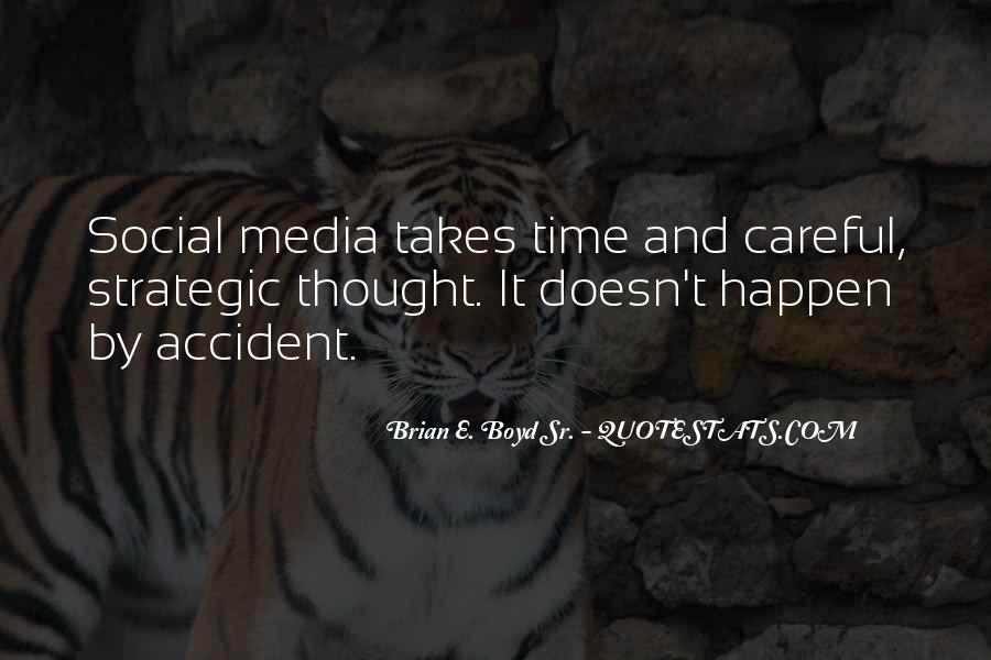 Quotes About Business Social Media #367919