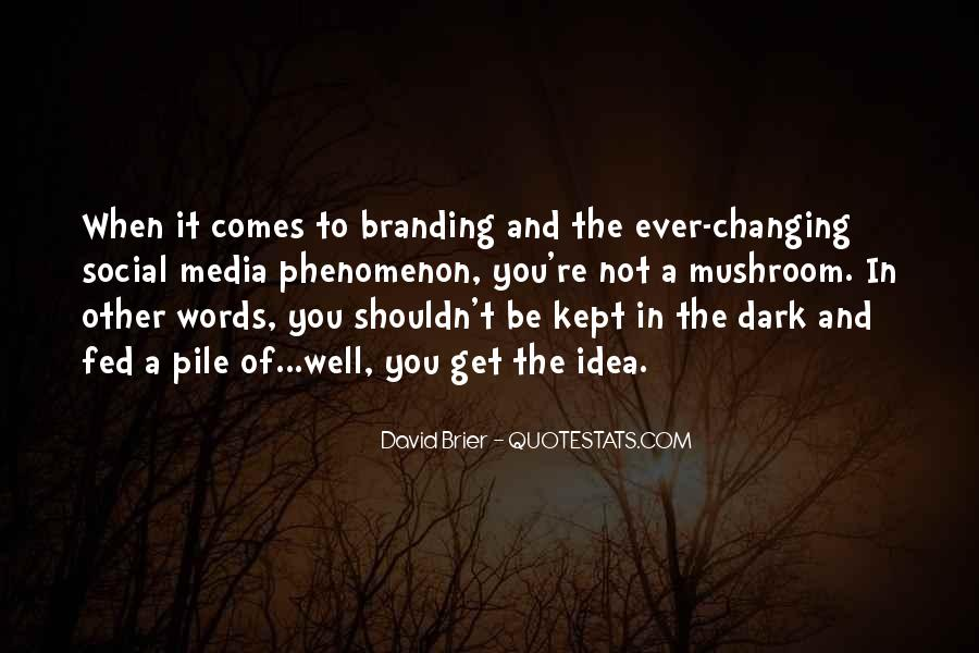 Quotes About Business Social Media #488765