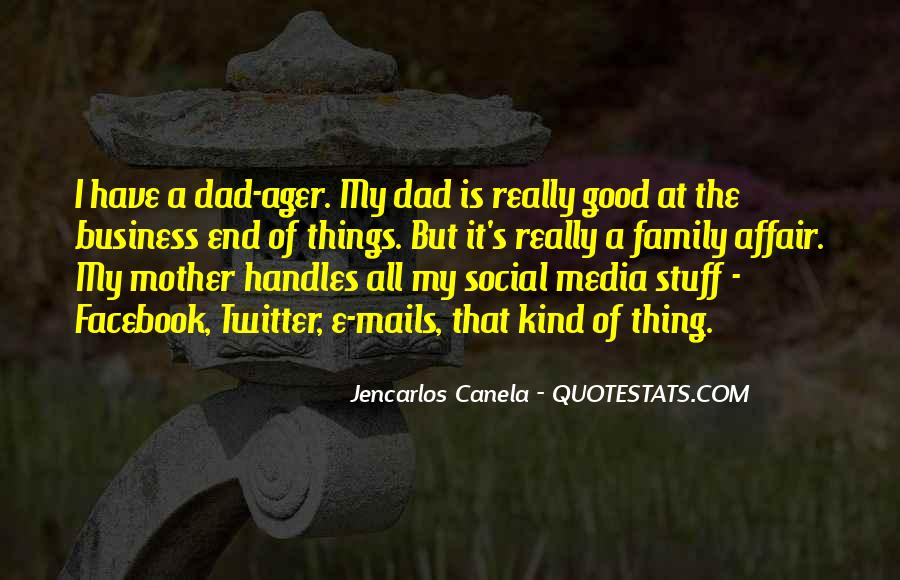 Quotes About Business Social Media #543864